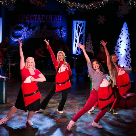 A Spectacular Christmas production photo